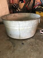 Metal tubs $40 each