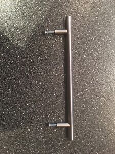 Stainless steel cabinet handles
