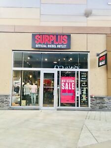 Designer Clothing Business for Sale in Niagra Outlet Mall