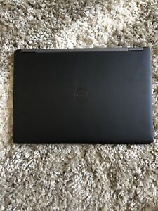 Dell E7270 i7 6th generation.256 SSD.4GB memory