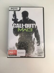 Call Of Duty MW3 PC