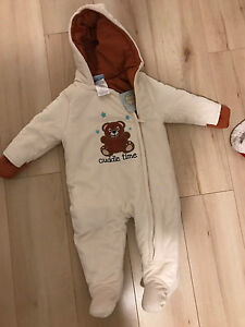 Brand New Pepi Bambini Snowsuit 6-9 months