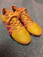 New Adidas X 15.2 Soccer Shoes Men's Size 9 1/2