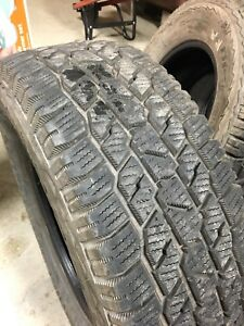 Cooper Discoverer A/T truck tires