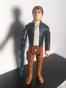 Star Wars vintage Han Solo Bespin