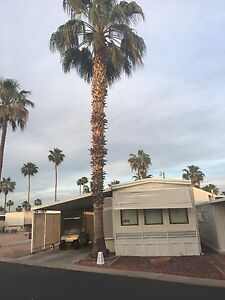 Mesa Arizona - Val Vista Village 55+ Resort Rental Snowbirds