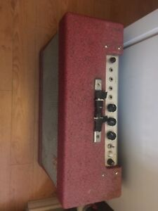 60's Belltone tube amp