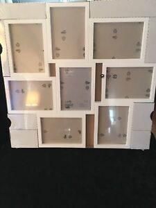 Picture frame (white)