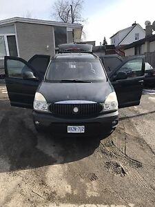 2004 Buick rendezvous cx e-tested new battery, brake, tires