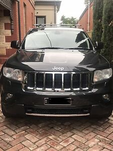 Jeep Grand Cherokee Limited 2012 5.7L Hindmarsh Charles Sturt Area Preview