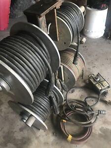 Shell ryn welding reels