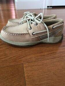 Sperry toddler girl shoe (brand new) size 10.5