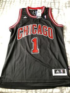 Chicago Bulls Derrick Rose Brand New Jersey with Tags