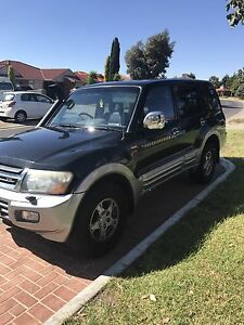 Mitsubishi Pajero Exceed NM Meadow Heights Hume Area Preview