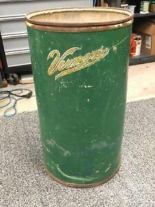 Vernors Barrel