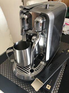 Nespresso Breville Creatista RRP $799