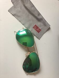 NEVER WORN RAY BAN SUNGLASSES!!!