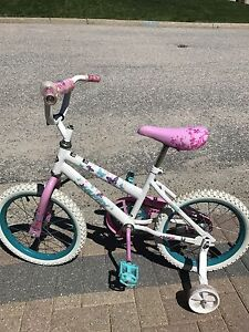 Girls huffy bicycle