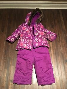 Winter Snowsuit and Winter Boots