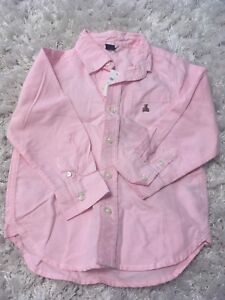 New with tags Gap toddler size 4T dress shirt