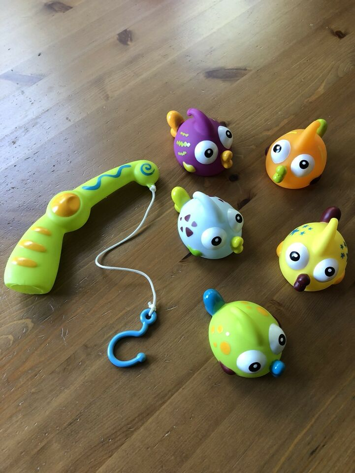 Bath Toy - Fishing Game | Toys & Games | City of Toronto | Kijiji