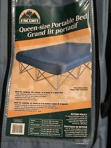 Queen Size portable bed