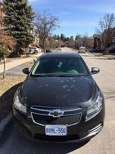 2011 Chevy Cruze 1.6T Standard