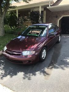 Chevrolet cavalier 2004 automatique