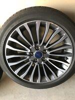 235/45 R18 MICHELIN tires