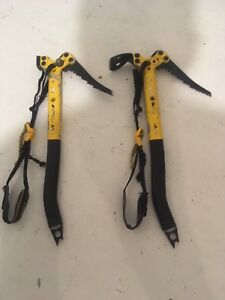 Charlet Moser Ice Axes
