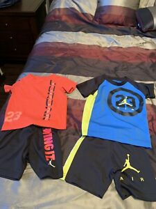 e1aa33113200a7 Air Jordan s Short Sets Size 4