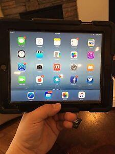 iPad 3rd gen in griffin survivor case