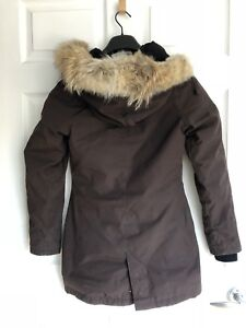 Victoria Parka Brown XS