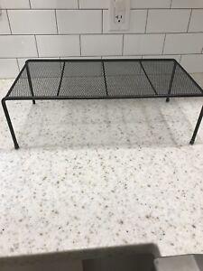 Kitchen shelf organizer
