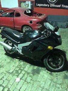 Kawasaki ZZR1100 Hurstville Hurstville Area Preview