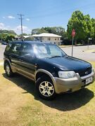 4WD Ford Escape auto low kms Rego N RWC Wishart Brisbane South East Preview