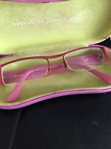 Bellinger Eyeglasses from Smith and Whyte.