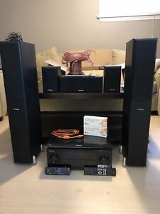 Panasonic Home theatre w/EVERYTHING YOU NEED!!!!