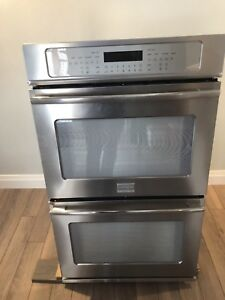 """Frigidaire Professional 30"""" Convection Double Wall Oven"""