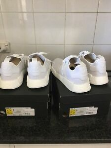 Adidas NMD Triple White Size 9.5, 10.5 Wiley Park Canterbury Area Preview