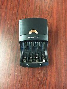 Duracell battery recharger