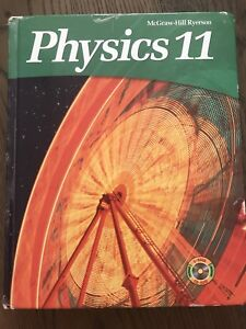 Physics grade 11 McGraw Hill
