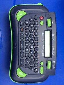Gently used P-touch label maker