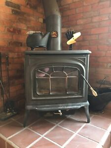 Wood stove and accessories
