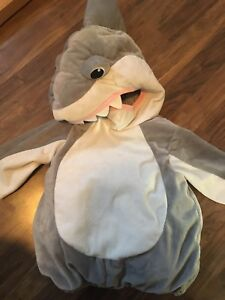 Baby Shark costume 12-18 months