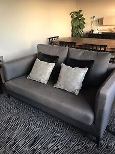 Two x 2.5 seater lounges from Camerich Mosman Mosman Area Preview