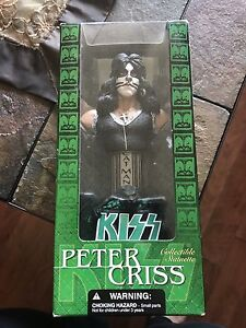 Peter Criss Statuette. Unopened.