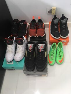Jordan/Nike/Adidas sneaker collection 💥💥