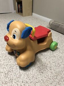 Toddler Walk and Ride