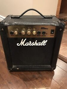 Marshall mg10 cd guitar amp